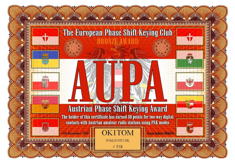 OK1TOM-AUPA-BRONZE